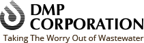 DMP logo black